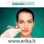 Kontūrinio ilgalaikio makiažo specialistė - linergistė - kosmetologė Erika