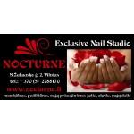 Exclusive nail Studio-\'\'NOCTURNE\'\'-nagų studija