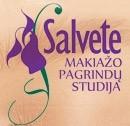 Salvete - makiažo pagrindų studija