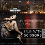 I Run With Scissors The Salon